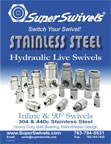 Super Swivels - Stainless Steel Catalog 20091SS
